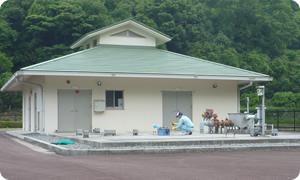 集落排水処理施設の維持管理