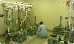 集落排水処理施設の維持